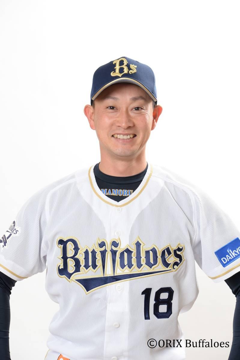 岸田護選手プロフィール写真