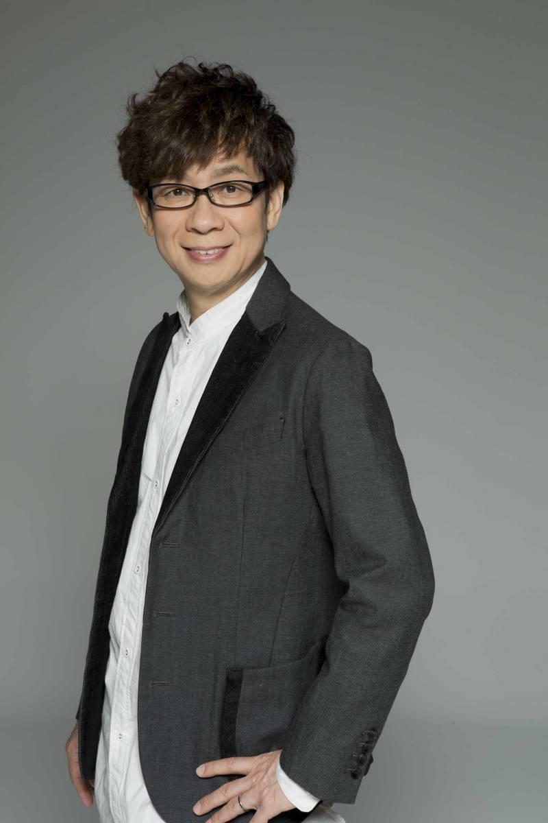 山寺宏一さんプロフィール写真