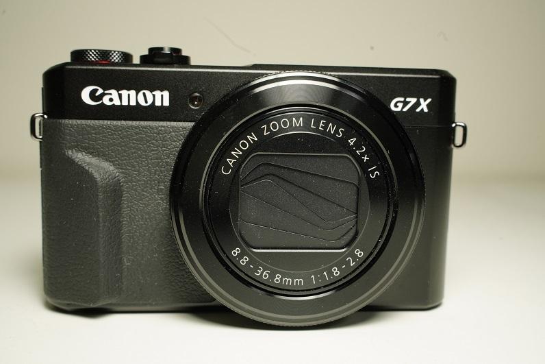 CANON power Shot G7X Mark2 使用回数3回の超美品