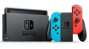 新品未使用■Nintendo switch ニンテンドー スイッチ 本体 ネオンブルー/ ネオンレッド■保証付■_画像2