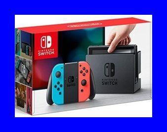 新品未使用■Nintendo switch ニンテンドー スイッチ 本体 ネオンブルー/ ネオンレッド■保証付■