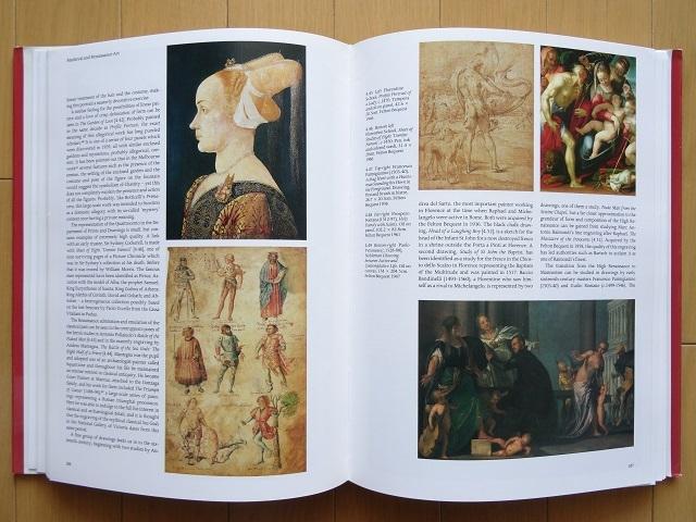 洋書◆ビクトリア国立美術館の所蔵品写真集 本 絵画 工芸 ドレス 家具_画像2
