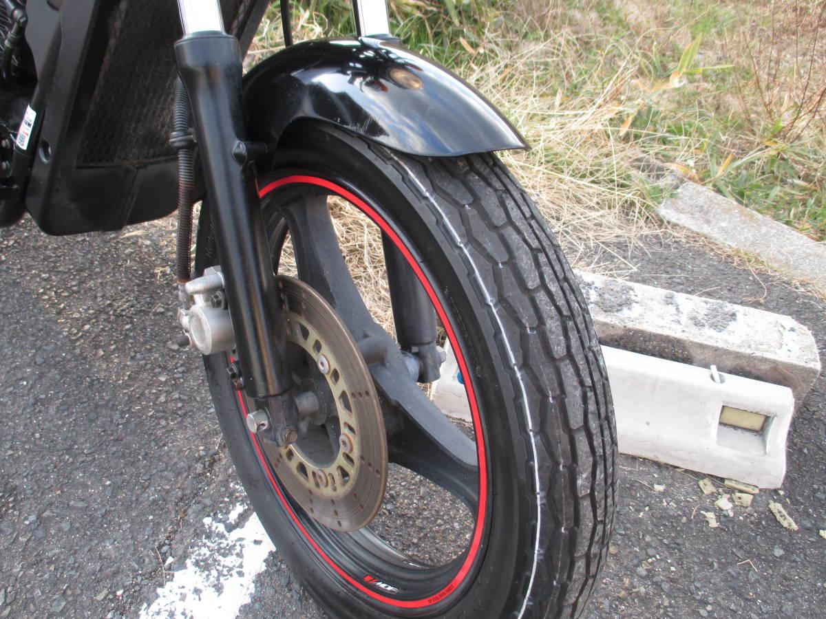 タイヤの状態も良く8分山以上有ります。