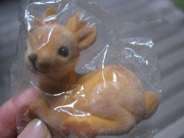 新品 鹿 バンビ 人形 インテリア フィギュア 大量 まとめて 激安 動物 置物 オブジェ ビンテージ レトロ figure doll_画像3
