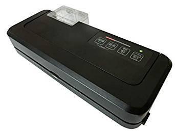 【安価な業務用真空袋対応】 フードシールド 業務用 真空パック器 【吸引力80Kpa/水物・粉物対応/高耐久】 上位モデル