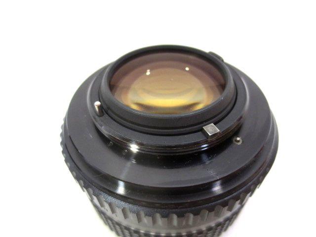 ■どっしり銀塩カメラ ASAHI PENTAX SPOTMATIC F マニュアル 一眼レフ☆ペンタックス SMC TAKUMAR F1.4 50mm 単焦点レンズ_画像9