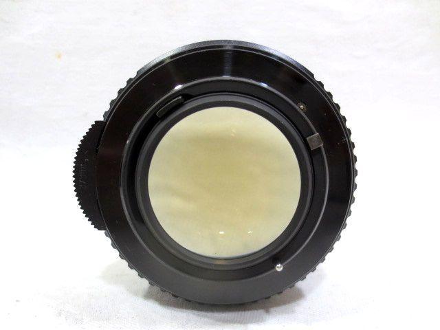 ■どっしり銀塩カメラ ASAHI PENTAX SPOTMATIC F マニュアル 一眼レフ☆ペンタックス SMC TAKUMAR F1.4 50mm 単焦点レンズ_画像8