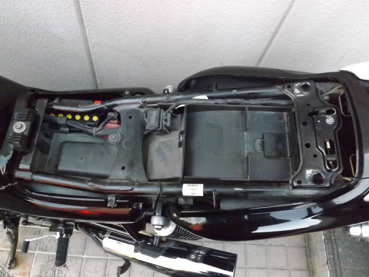 2001年式黒 CB750 RC42 車検2019.8.13まで 16500Km_画像3