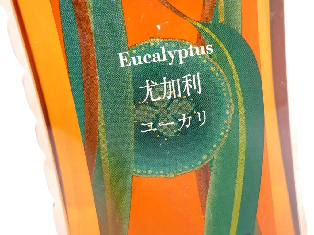 未開封 ランプベルジェ LAMPE BERGER Paris ユーカリ 犬加利 アロマオイル 1L パフュームオイル アロマランプ用 フランス Eucalyptus _画像3