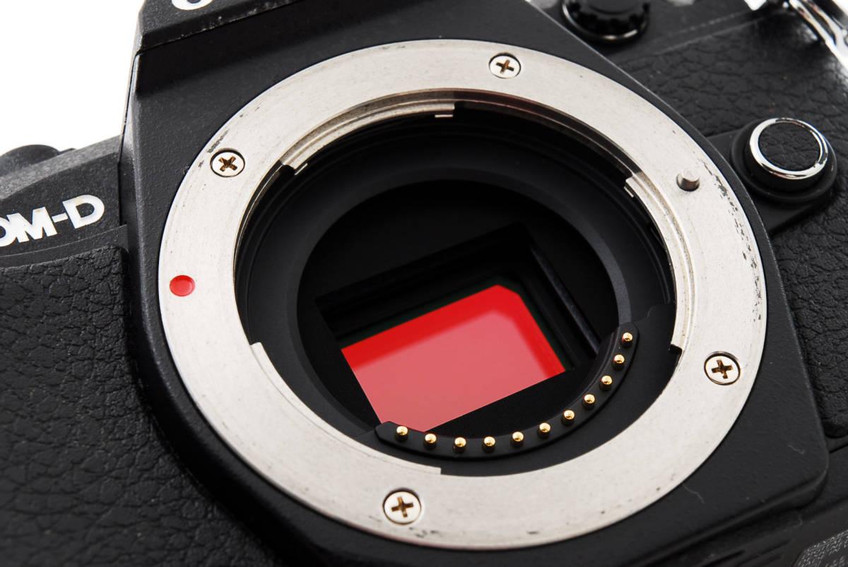 ▲▽付属品一式 OLYMPUS OM-D E-M5 Mark II ボディ ブラック△▼_画像5