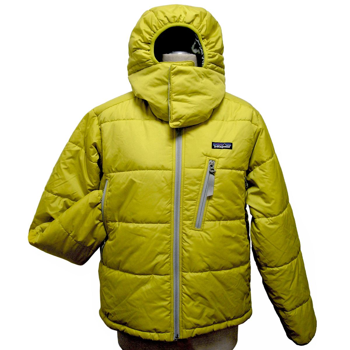 廃盤 希少 新品 未使用 2001年 Patagonia パフジャケット パタゴニア M グリーン ビンテージ / ファイヤーボール ダスパーカ パフボール_画像1