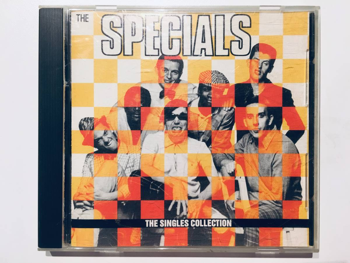 ★ The Specials / The Singles Collection 中古 CD 輸入盤 スペシャルズ スカ Ska 2トーン 2 tone Terry Hall テリー ホール_画像1