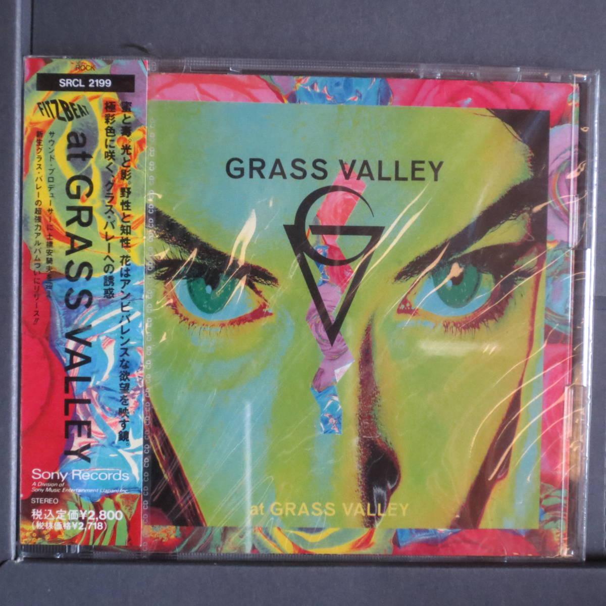 [新品未開封CD] GRASS VALLEY グラス・バレー / at GRASS VALLEY_画像1