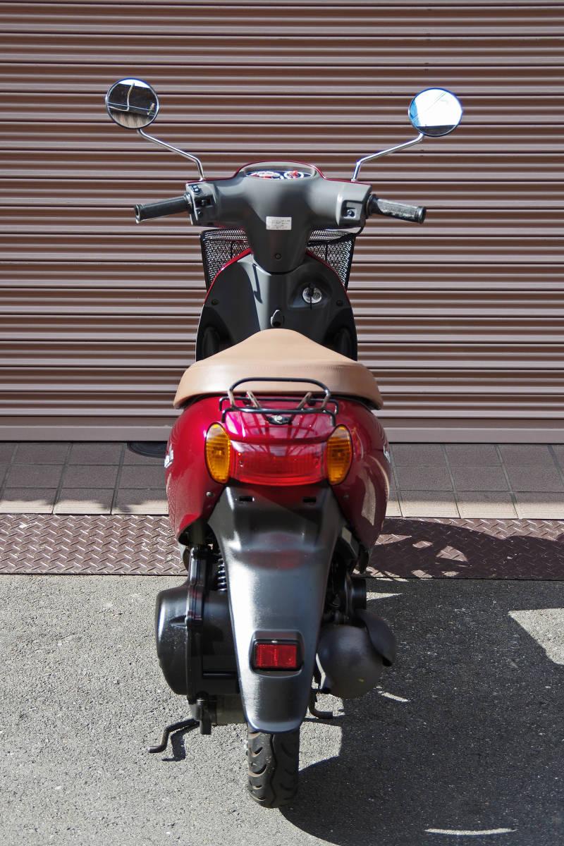 売り切り!! レッツ4G Fi(CA41A) ★SUZUKI Let`s4G Fi★ 原付 50cc 大阪より_画像7