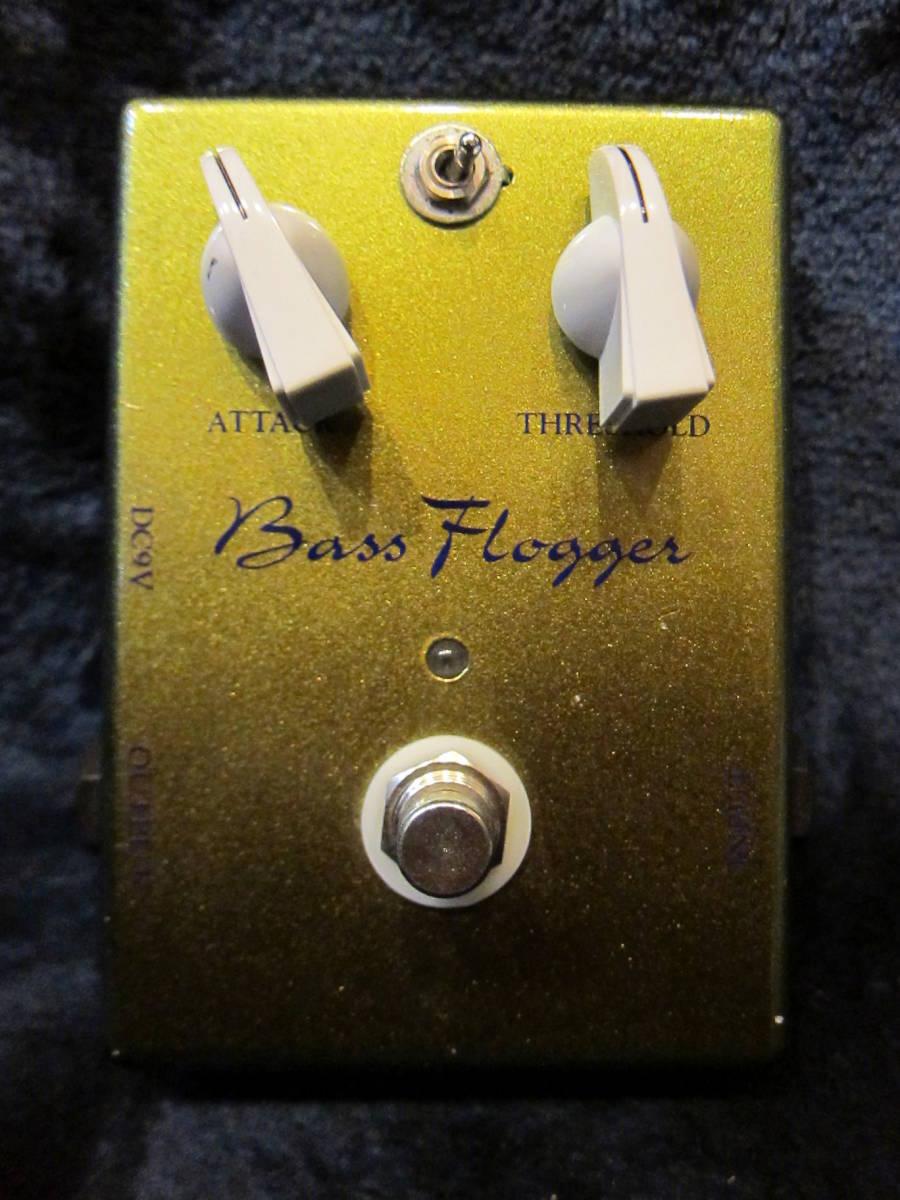 即決☆Infinity Products Bass Flogger☆激レアベース用オートワウ♪_画像2
