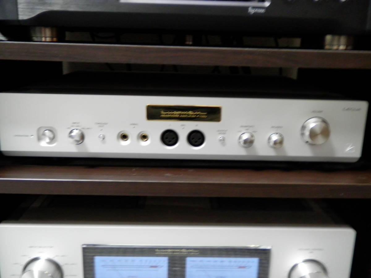 LUXMAN(ラックスマン) バランス接続対応ヘッドホンアンプ P-700u 元箱あり 状態良好 送料無料 即決時ケーブル等おまけあり