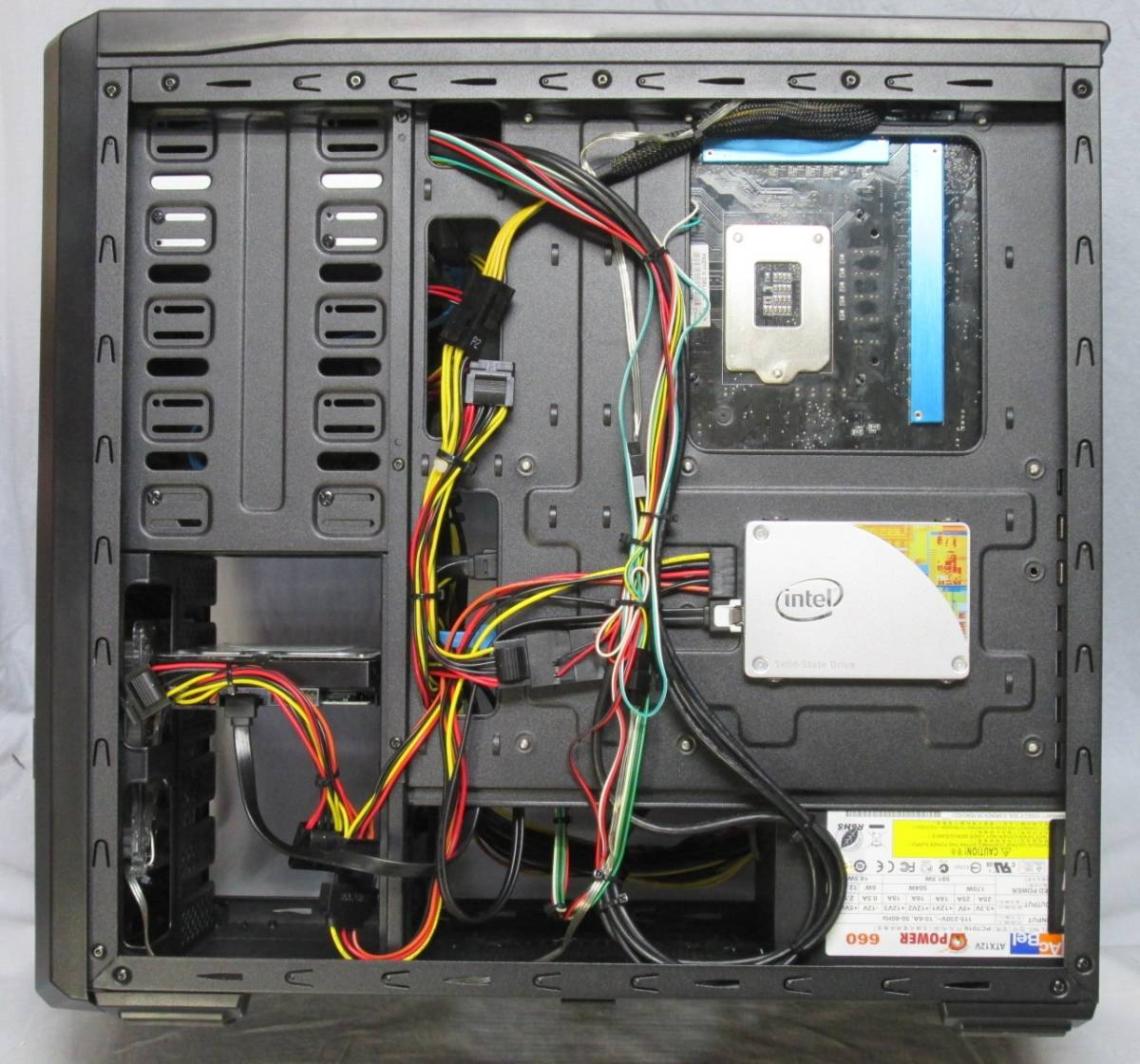 660W電源
