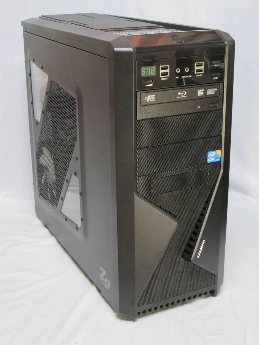 〓〓■自作 i7 3770 (3.4GHz)★12G /SSD 240G HD 1TB /GTX760 /BD-REi /Win10