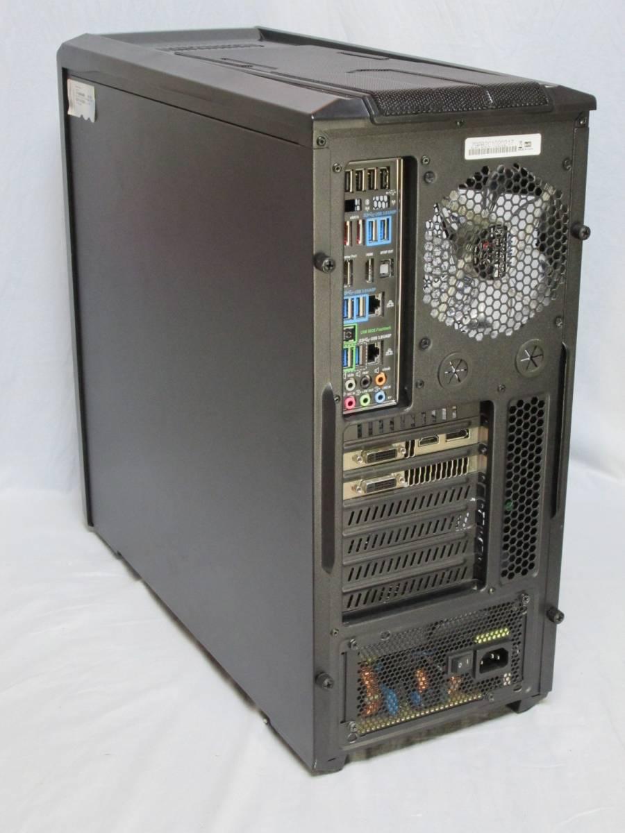 〓〓■自作 i7 3770 (3.4GHz)★12G /SSD 240G HD 1TB /GTX760 /BD-REi /Win10_画像2