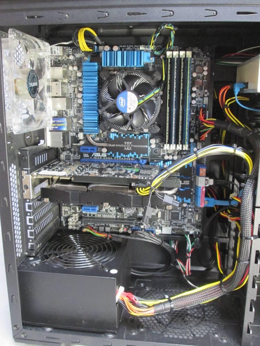 〓〓■自作 i7 3770 (3.4GHz)★12G /SSD 240G HD 1TB /GTX760 /BD-REi /Win10_画像5