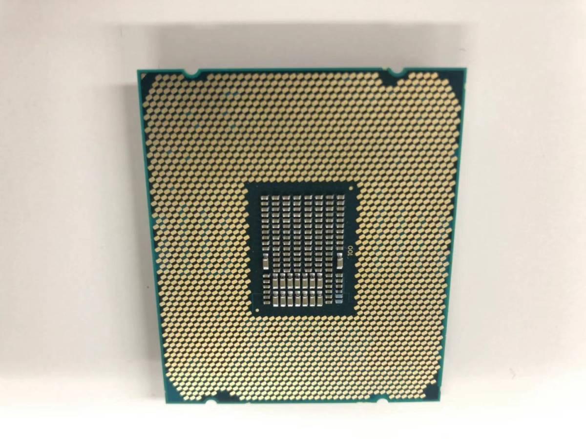 【完動美品】 Intel CPU Core i9-7900X 3.3GHz/4.30GHz LGA2066 13.75MB/L3キャッシュ 10コア/20スレッド_画像3