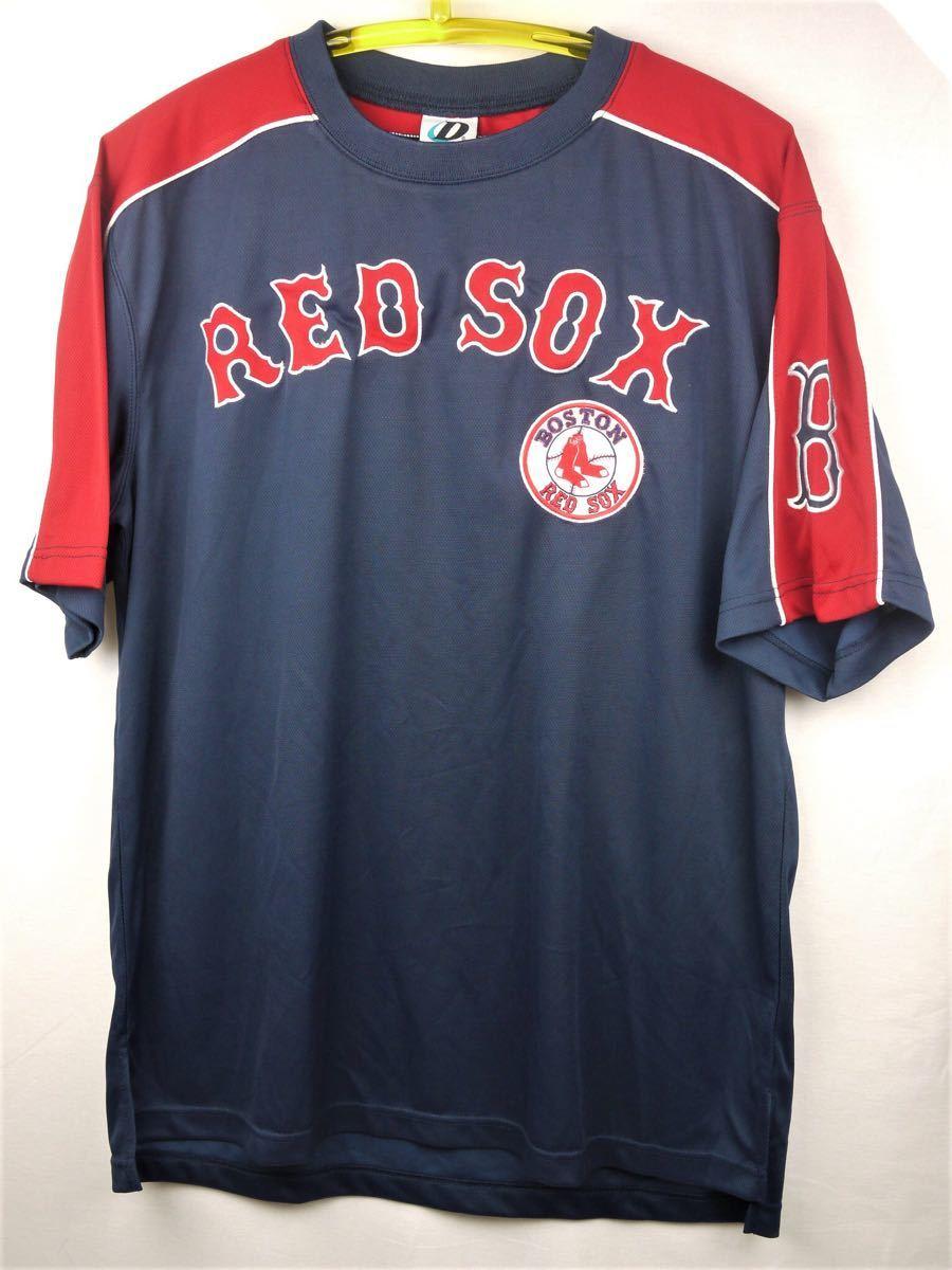 83037cf0fdae1 代購代標第一品牌- 樂淘letao - MLBボストンレッドソックス半袖TシャツL 刺繍新品