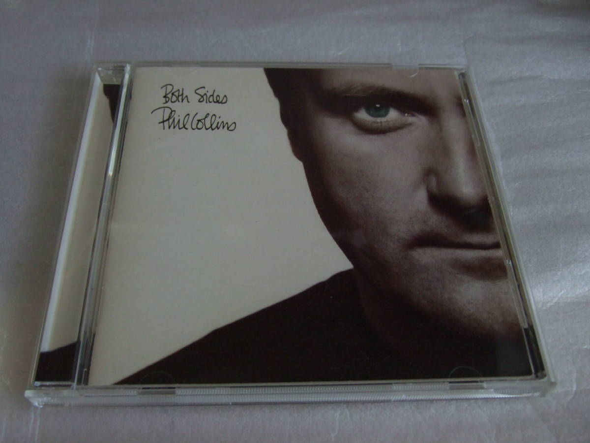フィル・コリンズ ボース・サイズ 国内盤 PHIL COLLINS BOTH SIDES_画像1