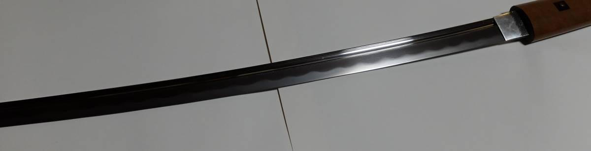 刀 銘:源清麿(74.1㎝) 居合向き 抜刀向き_画像6