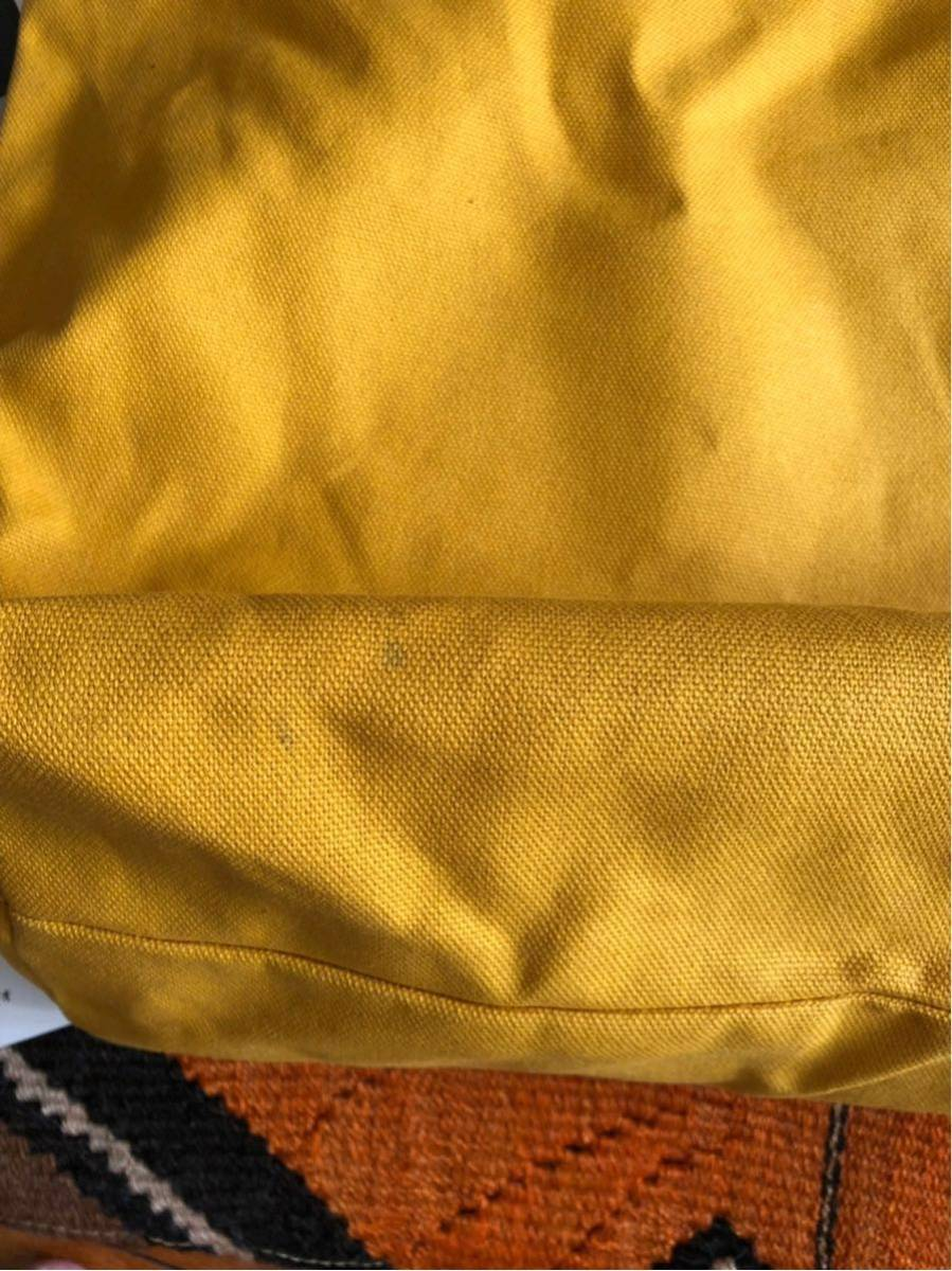 Paul Smith Paul Smith mustard marine style large shoulder tote bag stylish adult clothes