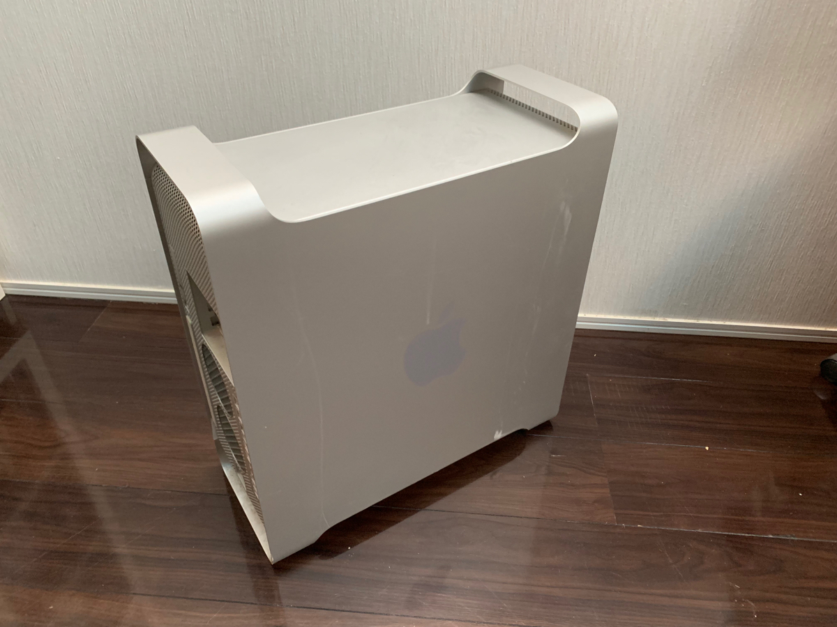 【ジャンク品】PowerMac G5 Dual 2.0GHz M9590J/A(Late2005)最終モデル