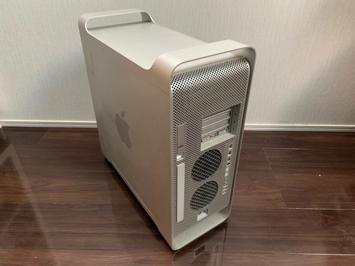 【ジャンク品】PowerMac G5 Dual 2.0GHz M9590J/A(Late2005)最終モデル_画像3