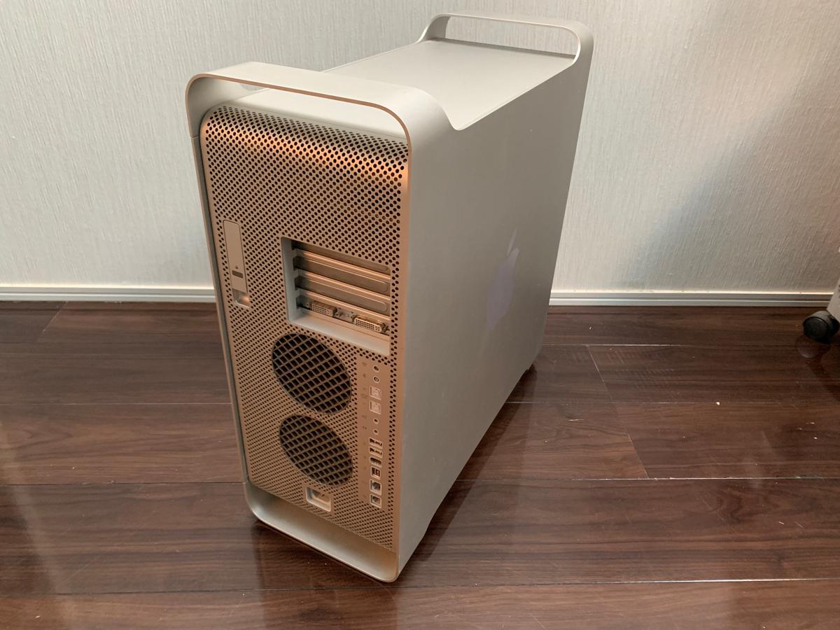 【動作確認品】PowerMac G5 Dual 1.8GHz, 512MB PC3200, M9393J/A_画像3