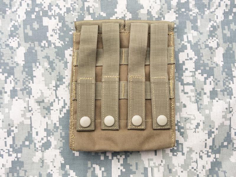 実物 米軍放出品 LBT-9010B M4 M16 ダブル マガジンポーチ CB     (seals devgru marsoc eod 6094 8k49_画像3