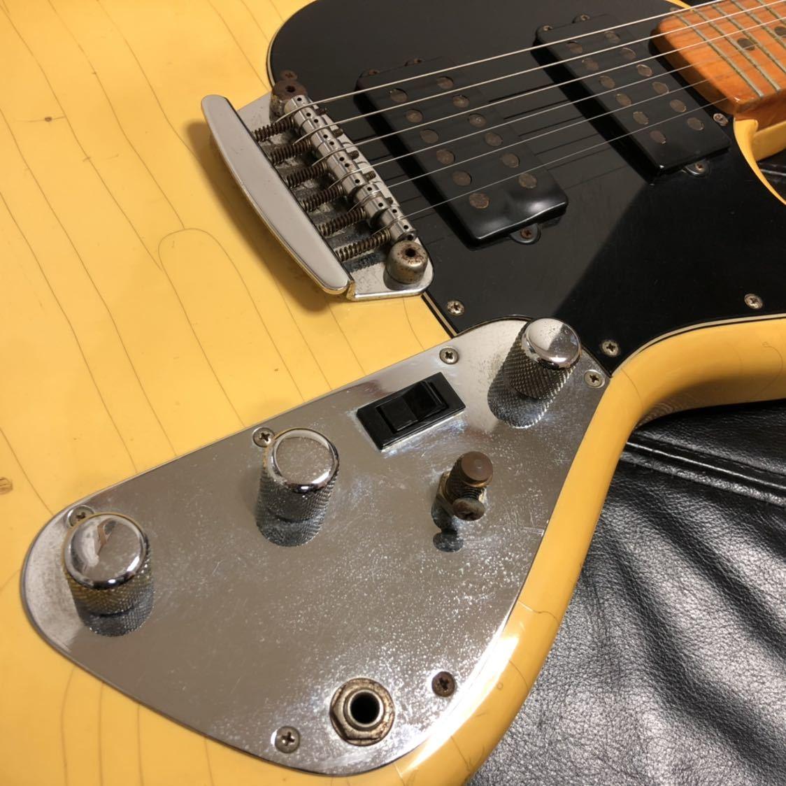 希少 年代物 MUSIC MAN Sting Ray I エレキギター_画像6