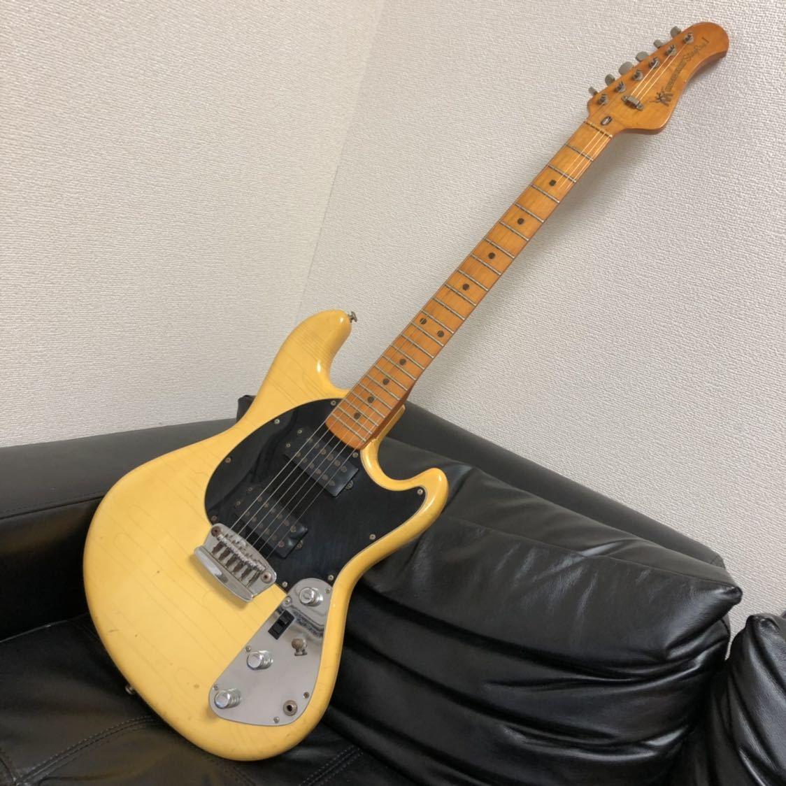 希少 年代物 MUSIC MAN Sting Ray I エレキギター