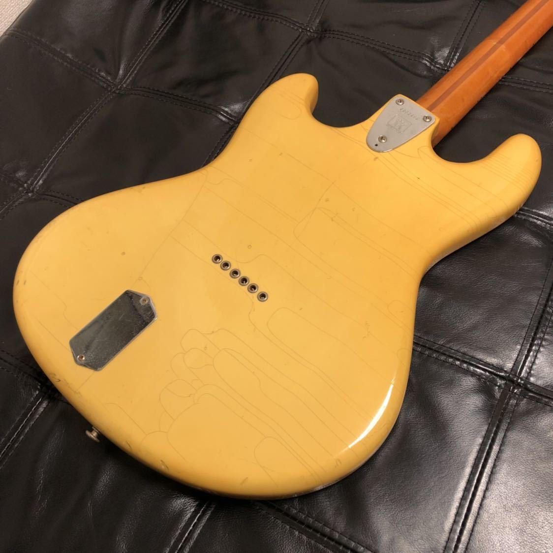 希少 年代物 MUSIC MAN Sting Ray I エレキギター_画像4
