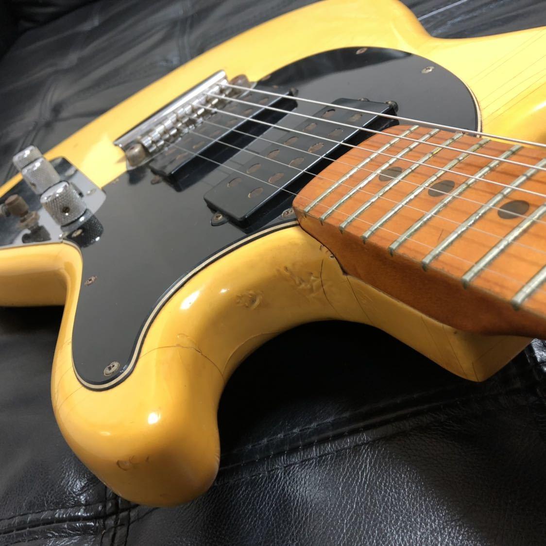 希少 年代物 MUSIC MAN Sting Ray I エレキギター_画像10