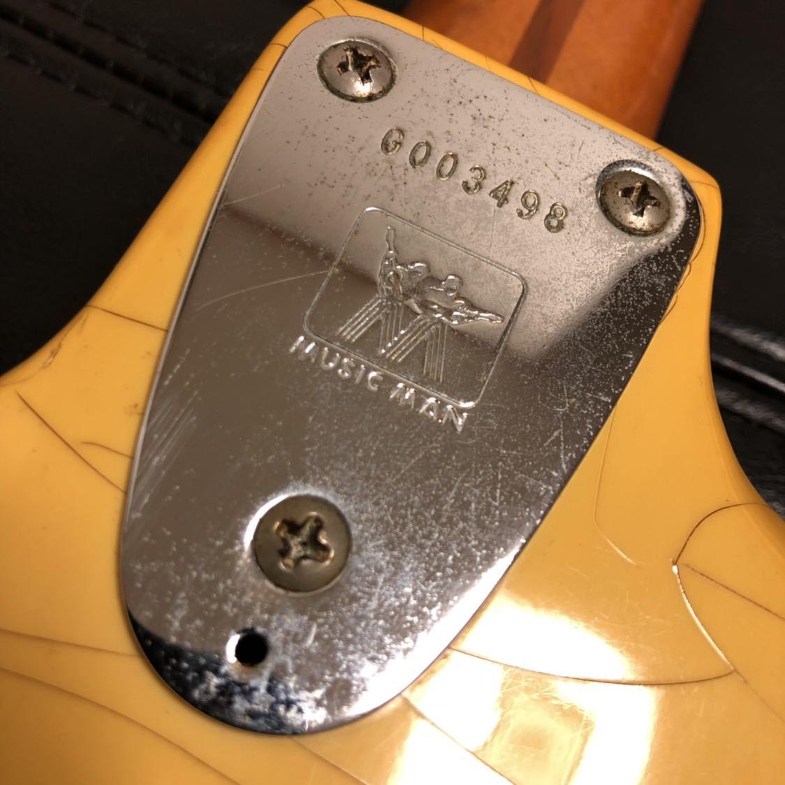 希少 年代物 MUSIC MAN Sting Ray I エレキギター_画像5