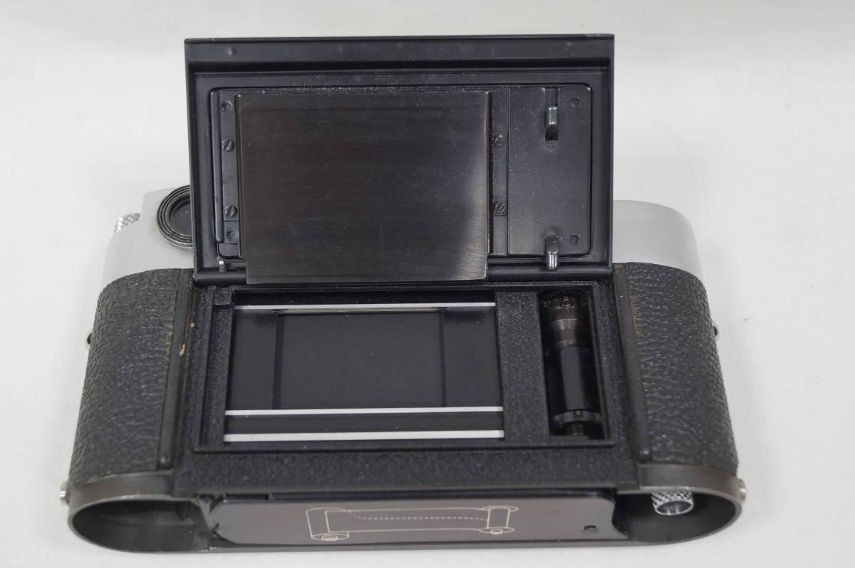 ♥♥#7099 【ライカファン】 Leica M3/ズミクロン 50mm/f2,メーター,フード,古いカタログ,革ケース ♥♥_画像5