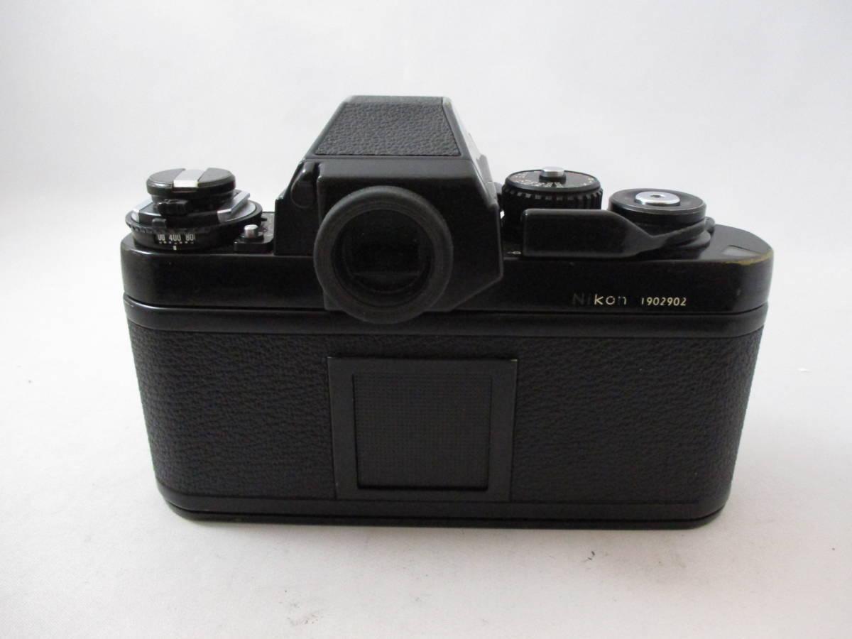 Nikon F3 ニコン エフスリー ボディ MF マニュアルフォーカス 動作未確認 中古品_画像4