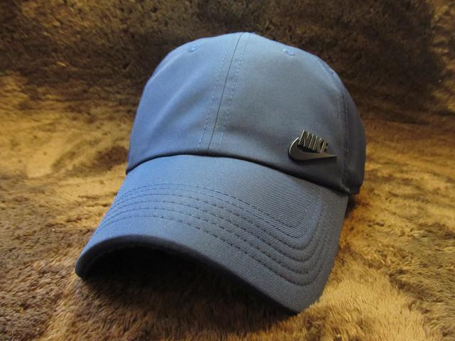 新品 未使用品 ナイキ NIKE 軽量 キャップ 野球帽 帽子2 ゴルフにも スポーツ各種に フリーサイズ プレミア1円スタート