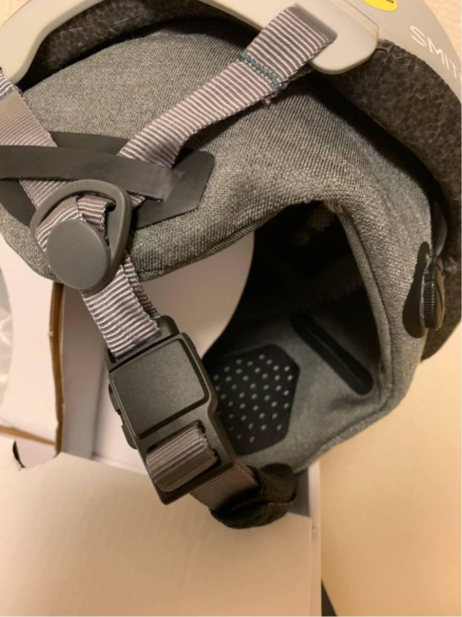 Smith ヘルメット CODE MIPS Mサイズ(59-63)アジアンフィット美品 _画像5