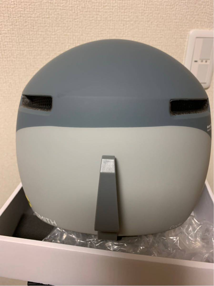 Smith ヘルメット CODE MIPS Mサイズ(59-63)アジアンフィット美品 _画像4