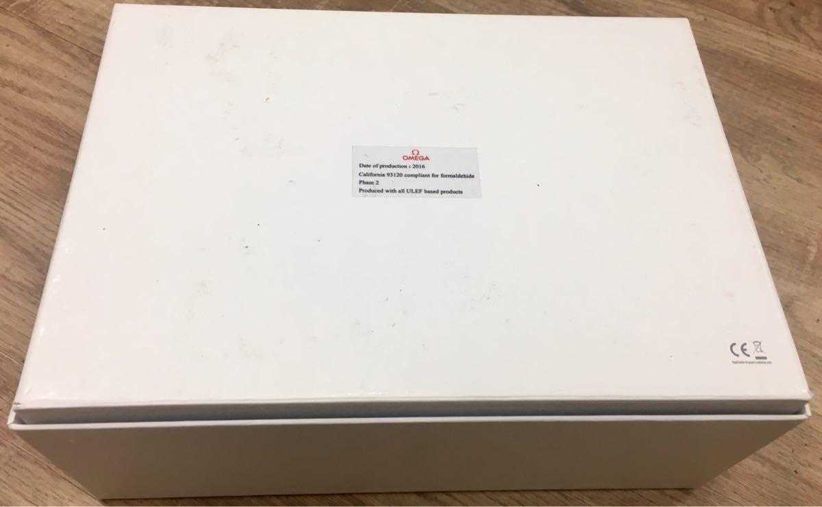 OMEGA オメガ 腕時計 空箱 木製 化粧箱_画像9