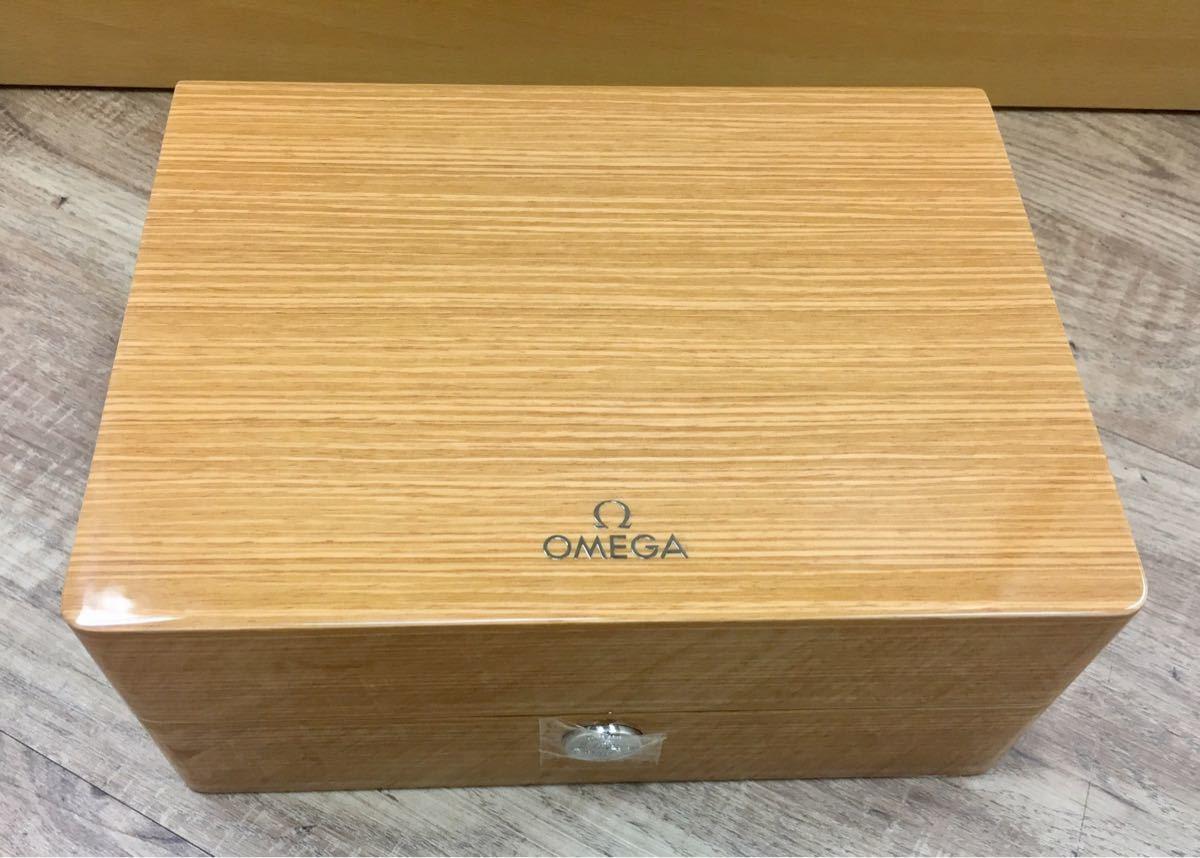 OMEGA オメガ 腕時計 空箱 木製 化粧箱