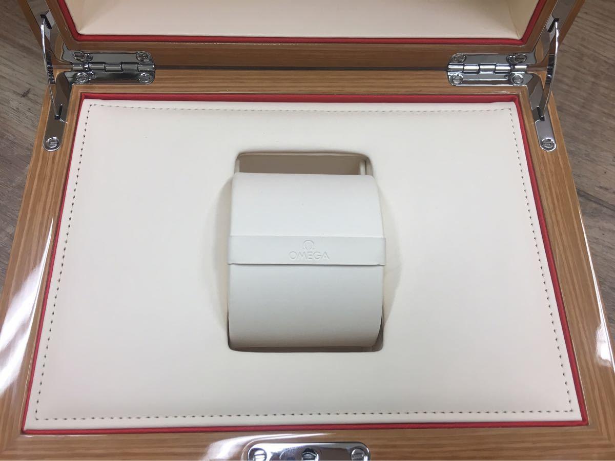 OMEGA オメガ 腕時計 空箱 木製 化粧箱_画像4
