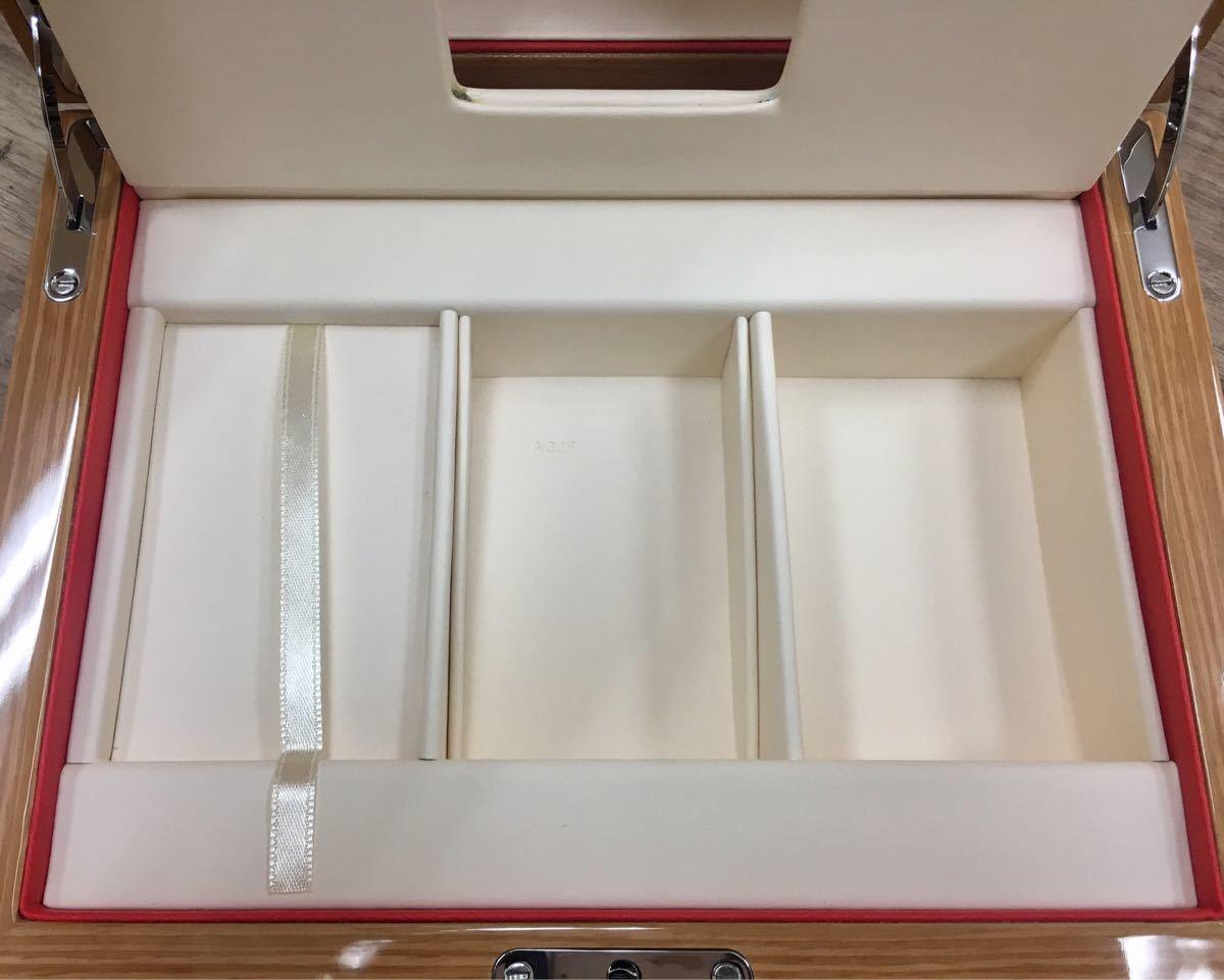 OMEGA オメガ 腕時計 空箱 木製 化粧箱_画像5