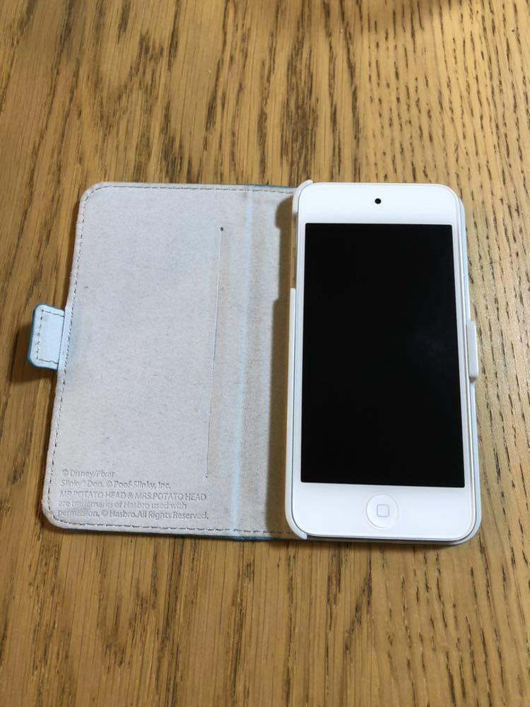 iPod touch 第6世代 32GB シルバー 送料無料_画像4