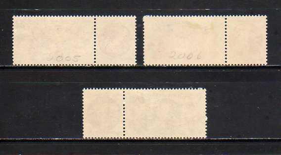 191169 チェコスロヴァキア 1975年 国民体育大会 タブ付き 3種完揃 使用済_画像2