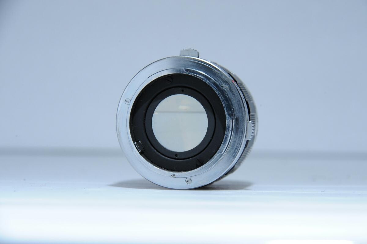 オリンパス OLYMPUS 初代 ペンf PEN-f ズイコー G.Zuiko Auto-S 40mm f1.4 / ジャンク_画像10